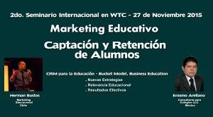 Seminario de Marketing educativo