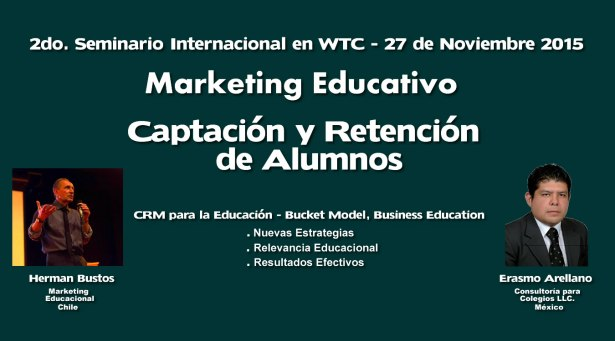 Seminario de Marketing educativo