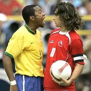 Resolver conflictos en el fútbol