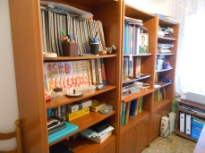 En el despacho del psicopedagogo