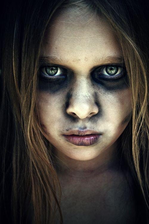 niña-terror